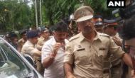 Karnataka crisis: DK Shivakumar escorted away from Mumbai hotel gates amid 'go back' slogans