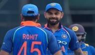 अगर टीम इंडिया में सब सही चल रहा है तो विराट और रोहित एक साथ नजर क्यों नहीं आ रहे है?