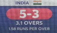 World Cup 2019: भारत की खराब शुरूआत, मात्र चार ओवर में तीन बल्लेबाज हुए आउट, जीत के लिए चाहिए 240 रन