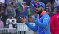 IND vs NZ: कोहली ने सेमीफाइनल मैच में बीच मैदान ऐसा क्या किया, Video हो रहा तेजी से वायरल