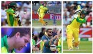 World Cup 2019: जोफ्रा आर्चर की खतरनाक बाउंसर से घायल हुआ ऑस्ट्रेलियाई बल्लेबाज, मुंह से निकला खून, फिर पट्टी बांधकर की बल्लेबाजी