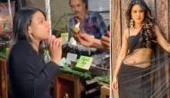 फायर पान खाने में एक्ट्रेस निया शर्मा की हालत हो गई खराब, Video देख रह जाएंगे हैरान