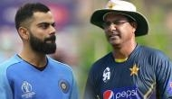 World Cup 2019: टीम इंडिया की हार से खुश पाकिस्तान के पूर्व क्रिकेटर, घटिया हरकतों से नहीं आ रहे बाज