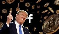 क्रिप्टोकरेंसी पर बरसे ट्रंप : कहा- फेसबुक और अन्य कंपनियां बैंक बनना चाहती हैं