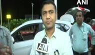 गोवा: कांग्रेस से बीजेपी में शामिल हुए चंद्रकांत कावलेकर को बनाया गया डिप्टी सीएम