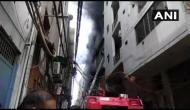 दिल्ली की रबर फैक्ट्री में लगी भीषण आग, महिला समेत 5 की मौत, मौके पर फायर ब्रिगेड की 26 गाड़ियां