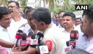 कर्नाटक: BJP को बड़ा झटका, बागी विधायक को कांग्रेस में वापस लाए डीके शिवकुमार