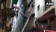 Delhi: 3 dead as blaze erupts at rubber factory in Shahdara's Jhilmil