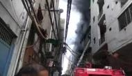 Jhilmil fire: Delhi CM Arvind Kejriwal expresses shock over deaths