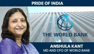 Pride of India: Anshula Kant appointed MD and CFO of World Bank–All you need to know