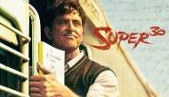 Hrithik Roshan's Super 30 declared tax-free in Delhi