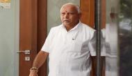 Karnataka CM Yediyurappa holds meeting with PWD officials