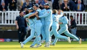 World champions England retains ICC ODI number 1 ranking, India on 2, runners-up New Zealand on 3
