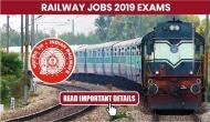 RRB CBT 1 Exam 2019: Railways to recruit over 1 lakh aspirants through these upcoming exams; check details