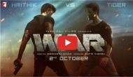 War Teaser Out! Hrithik Roshan, Tiger Shroff come together for the first time; battle out for supremacy