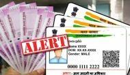 आपके पैसों के लेन-देन पर रहेगी सरकार की नजर, PAN नहीं आधार का कराना होगा 'प्रमाणीकरण'