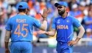 BCCI considering split captaincy between Rohit Sharma and Virat Kohli
