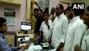 MP: MLA creates ruckus at SDM's office over power cut, electricity bills discrepancies