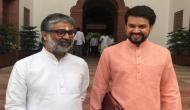 Rajya Sabha Chairman Venkaiah Naidu accepts SP leader Neeraj Shekhar's resignation