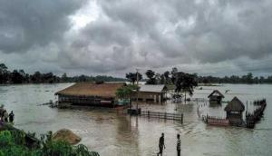असम के 30 जिलों में बाढ़ ने मचाया कहर, 13 लोगों की मौत, 90 फीसदी डूबा काजीरंगा पार्क