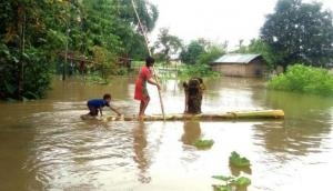 Flood toll at 241 in five states, water receding from several parts of Kerala, Maharashtra