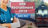 Railway Recruitment 2019: New vacancies released for Staff Nurse; check selection procedure details