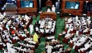 Lok Sabha passes two bills amid opposition protests