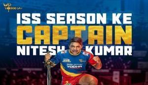 प्रो-कबड्डी लीग 2019: यूपी योद्धा ने नितेश कुमार को बनाया अपना कप्तान, बीते सीजन में मचाया था तहलका