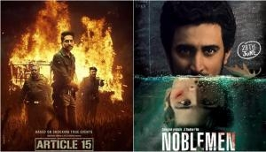 Article 15 to Nobleman: 5 compelling films this year that broke stereotypes and touched upon real topics