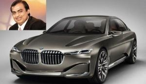 Mukesh Ambani Car Collection - Mercedes-Benz Maybach S660 Guard to Rolls Royce Phantom