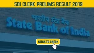 SBI Clerk Result 2019: Declared! Here's how to check Junior Associate CBT prelims exam result at sbi.co.in