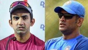 गौतम गंभीर बोले- धोनी की जगह इन खिलाड़ियों को मिले टीम इंडिया में जगह