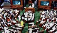 Lok Sabha: Congress MP moves Adjournment motion on Pegasus issue