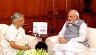PM Modi, Delhi CM Arvind Kejriwal condole death of Sheila Dikshit