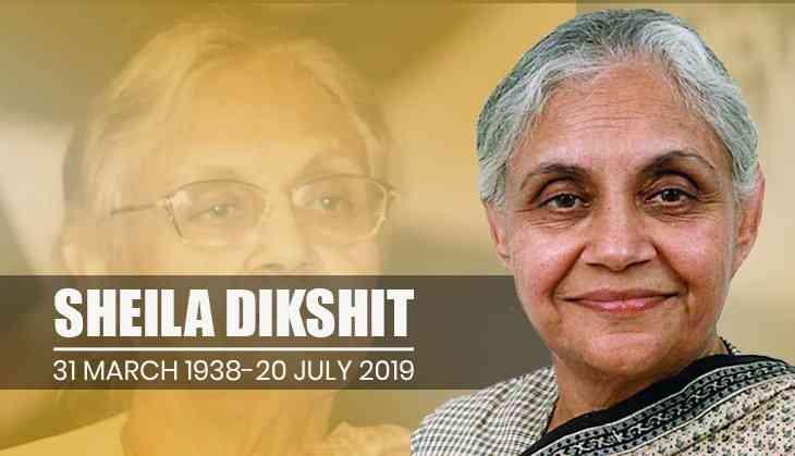 Sheila Dikshit dead: All you n...