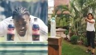 #BottleCapChallenge by pacer Jofra Archer and shooter Heena Sidhu will blow your mind; see video