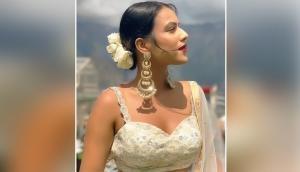 Nia Sharma raises the temperature in latest sun-kissed pics