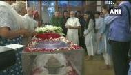 Prime Minister Narendra Modi pays tribute to former Delhi CM Sheila Dikshit