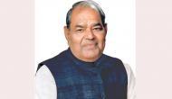 Ex-Delhi BJP president Mange Lal Garg passes away