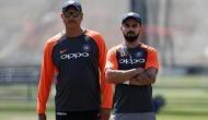 Virat Kohli reacts to persistent trolling of Indian coach Ravi Shastri