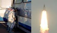 Chandrayaan 2 Launch: मिशन की सफलता के लिए बस के टायर पर मूत्र विसर्जन करते हैं अंतरिक्ष यात्री
