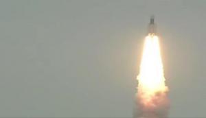 श्रीहरिकोटा से चंद्रयान- 2 हुआ लॉन्च, 48 दिन बाद पहुंचेगा चंद्रमा की सतह पर