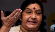 Sushma Swaraj gives befitting reply to troller who says, 'waiting for your death'
