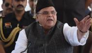 जम्मू-कश्मीर के राज्यपाल सत्यपाल मलिक का विवादित बयान, बोले- भ्रष्ट नेताओं को गोली मारें आतंकी