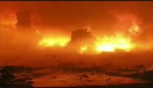 महाराष्ट्र के केमिकल गोदाम में लगी आग, लाखों का नुकसान