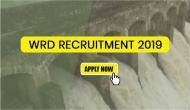 WRD Recruitment 2019: 500 Engineer posts released in Water Resources Department; check job location