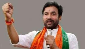 24 seats of J-K Assembly vacant as they fall in PoK: MoS Home Kishan Reddy