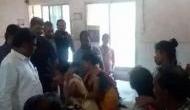 Video: हत्या होने पर सांत्वना देने पहुंचे थे BJP के मंत्री, मृतक की बेटी ने पीटकर भगा दिया