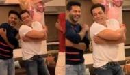 Prabhu Deva alongside Warina Hussain to shake leg with Salman Khan for 'Munna Badnaam Hua' in Dabangg 3