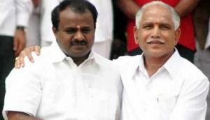 JD(S) MLAs suggest Kumaraswamy to give 'outer support' to BJP